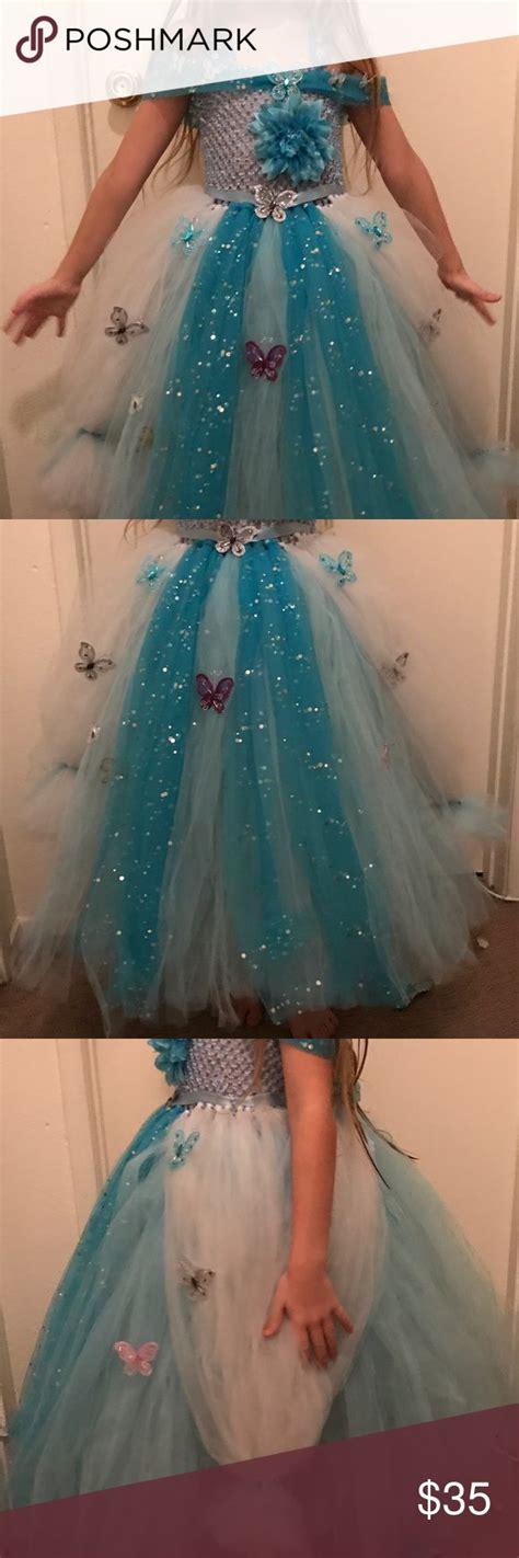 Handmade Cinderella Dress - 17 best ideas about cinderella tutu on