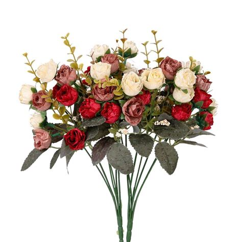Wedding Silk Artificial Flower Arrangement by Top 20 Best Artificial Wedding Centerpieces Bouquets