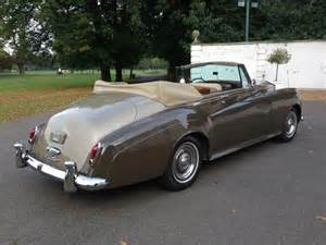 1960 Rolls Royce For Sale 1960 Rolls Royce Silver Cloud For Sale Classic Cars For