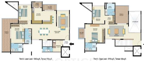 elara 4 bedroom suite floor plan elara 4 bedroom suite floor plan elara a hilton grand
