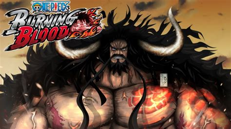 bagas31 one piece burning blood kaido playable in one piece burning blood 2 mystery