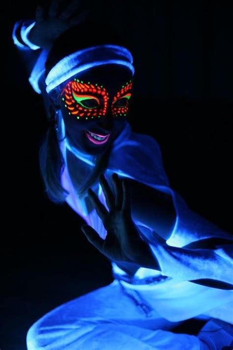 glow in the dark tattoo chicago 241 best glow images on pinterest black lights faces