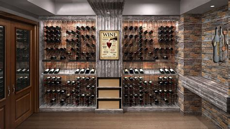 modern house wines wine cellar specialists cable wine systems