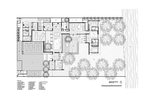 home plans with a courtyard and swimming pool in the center spectacular modern house with courtyard swimming pool