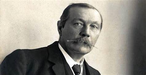 sir arthur conan doyle biography childhood life