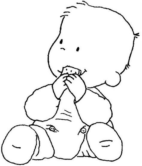 imagenes para colorear bebes mi colecci 243 n de dibujos dibujos de beb 233 s para colorear
