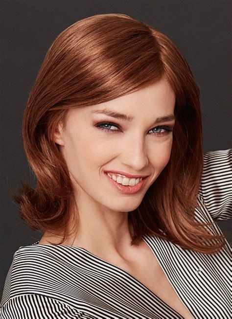 medium straight human hair lace front bob wigs