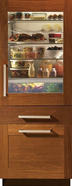 ge glass door refrigerator ge monogram 30 inch fully integrated glass door