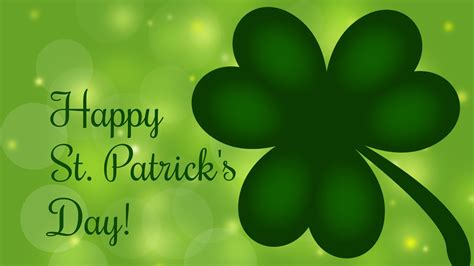happy saint patrick s day wallpaper 19717