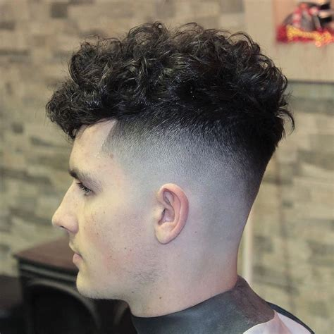 curly fade haircut temp fade with juice part photo sexy girls