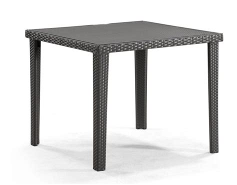 rattan dining tables square rattan dining table furniturerelax