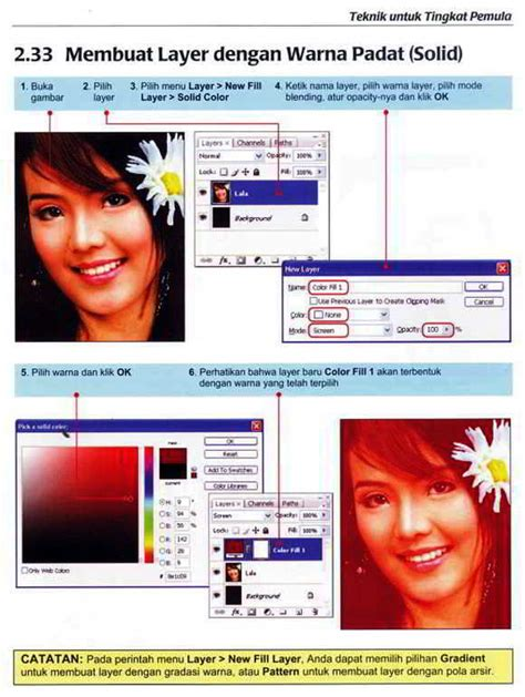 tutorial photoshop cs3 bahasa indonesia lengkap buku tutorial photoshop bahasa indonesia gratis download