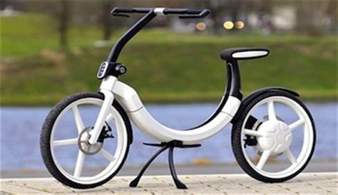 Volkswagen Electric Bike by Volkswagen Bik E Concept Electric Bicycle