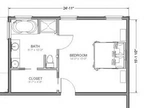 Master Bedroom Bathroom Floor Plans by Master Suite Addition Add A Bedroom