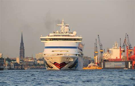 panorama lanaikabine aida 4886 kreuzfahrtschiff aida aura hamburg panorama mit