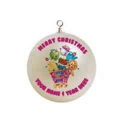 ornament custom personalized shopkins ornament custom gift 1