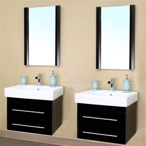 Bathroom With Two Vanities by The Pros And Cons Of A Sink Bathroom Vanity