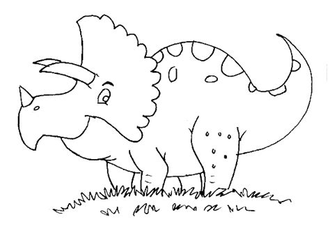 Baby Dinosaur Coloring Pages For Preschoolers Cut Out Dinosaur Coloring Pages Preschool