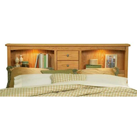 cypress hill eastern king bookcase headboard ch 55ekbc