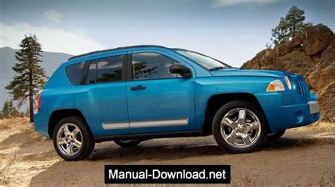 download car manuals pdf free 2009 jeep compass lane departure warning jeep compass 2007 2009 service repair manual download instant manual download