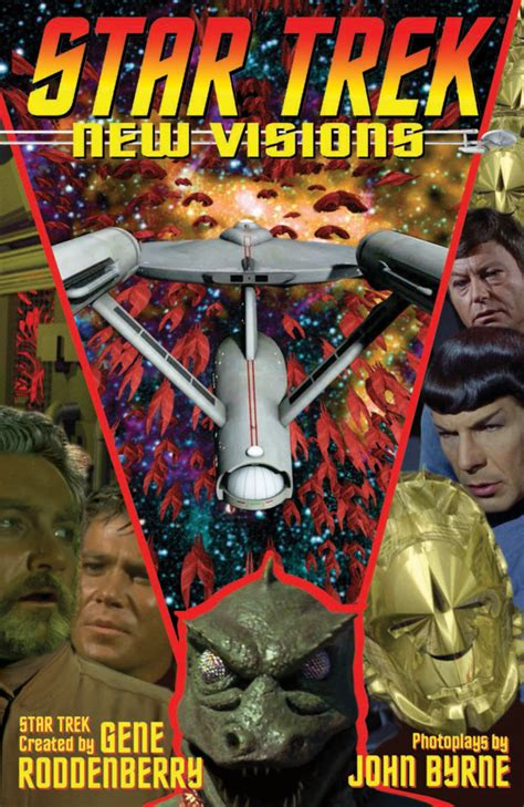 Trek New Visions Volume 1 trek new visions 5 volume 5 issue