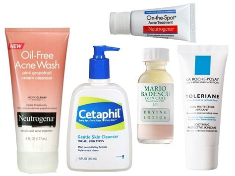 Top 8 Acne Products For by Coverage Makeup For Acne Layering Foundation