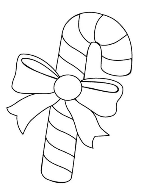 big candy cane coloring page coloring pages pinterest