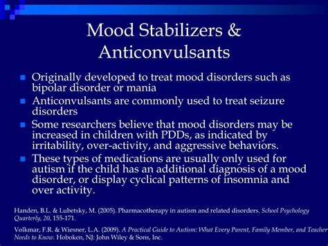 epilepsy and mood swings ppt a review of pharmacotherapy for autism treatment