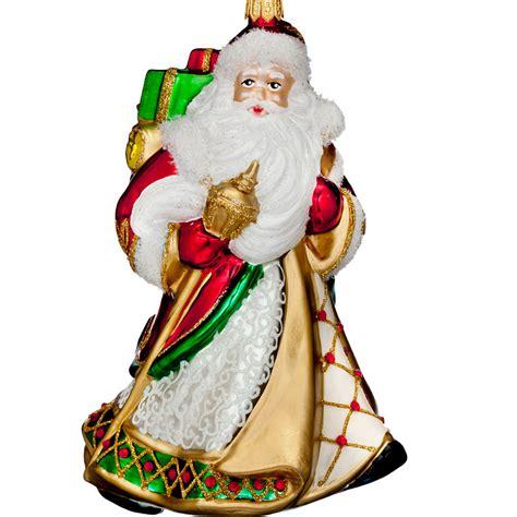 waterford nostalgic miraculous santa ornament 2017