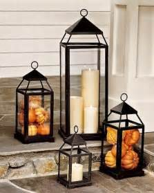 Lantern Home Decor Antique Homes And Lifestyle Fall Porch Decorating Ideas