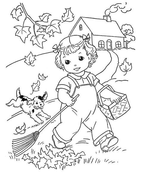 imagenes para colorear jardin de infantes limpio el jardin dibujalia dibujos para colorear