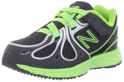 neon green sneakers new balance 890v3 infant sneakers in black neon green