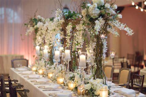 Indoor Courtyard by Enchanted Garden Wedding Isleworth Country Club Florida