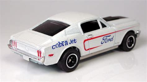 68 ford mustang cobra jet mb298 68 ford mustang cobra jet