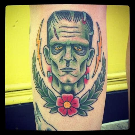 bride of frankenstein tattoo designs 59 best horror tattoos images on horror