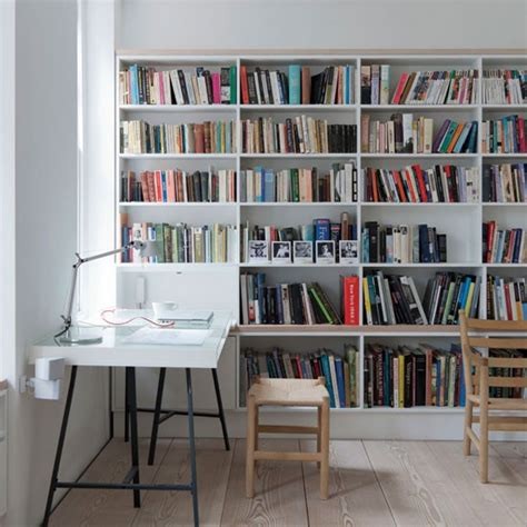 home office with bookcase home office housetohome co uk