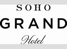 File:Logo of the Soho Grand Hotel.png - Wikimedia Commons W Hotels Logo Png