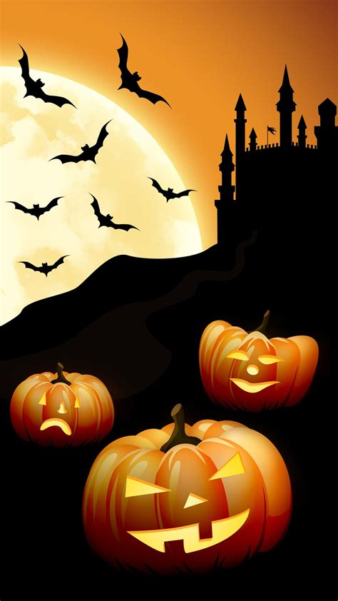 imagenes en 3d de halloween halloween wallpapers iphone y android fondos de pantalla