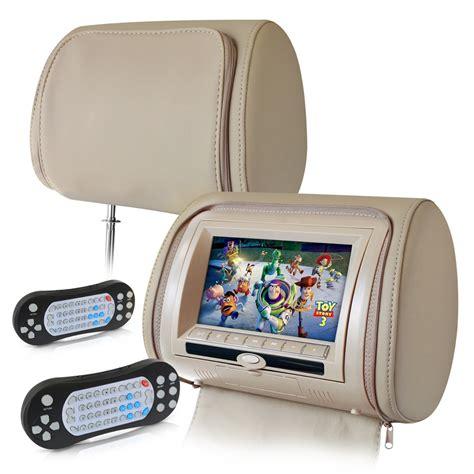 cabecera jetta a4 cabecera con dvd monitor para auto 7 pulgadas y video
