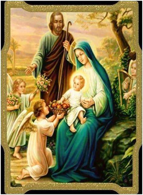 imagenes de jesus jose y maria juntos celebremos la navidad con jes 218 s jos 201 y mar 205 a ven entra