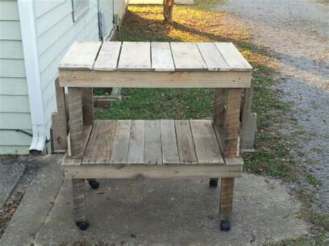 Kitchen Island Made From Pallets by Kitchen Island Made From Pallet Pallets Into Furniture