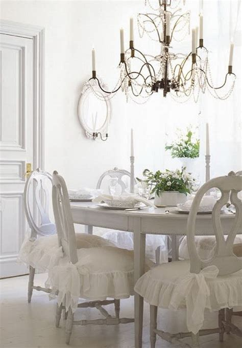 pretty dining rooms 35 beautiful shabby chic dining room decoration ideas