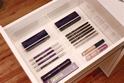 makeup organizer ikea 17 best images about makeup organization on pinterest