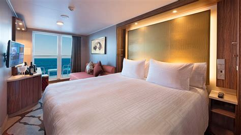 What Size Is A Queen Bed balcony stateroom it s the ship
