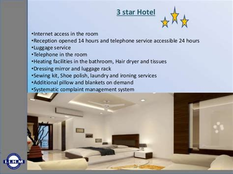 design criteria for resorts understanding hotel classification guidelines ppt