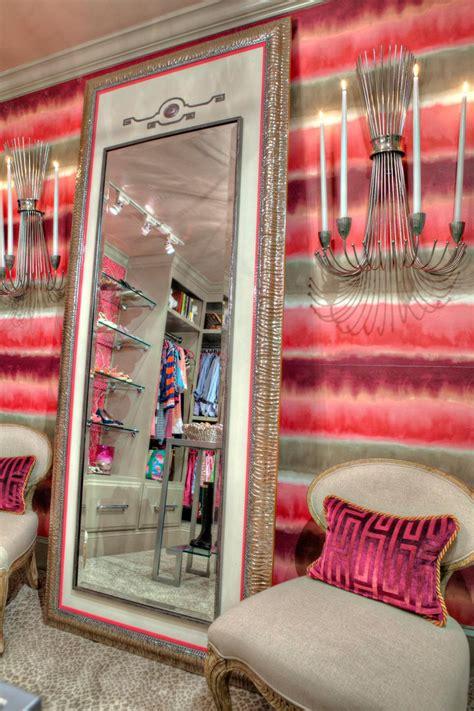Pink Closet by 19 Luxury Closet Designs Hgtv