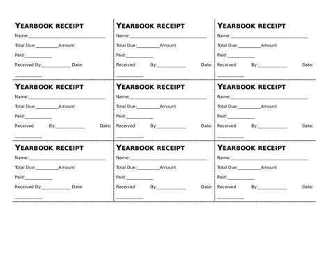 free reciept template 2018 receipt template fillable printable pdf forms
