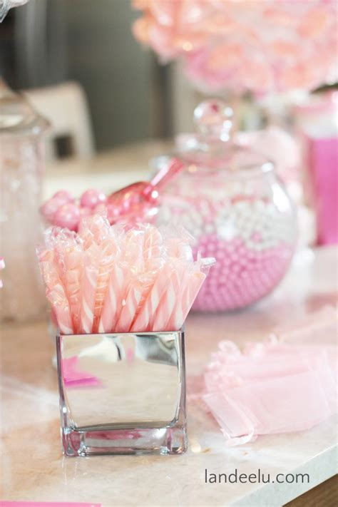 Pink And Grey Baby Shower Ideas by Pink And Grey Baby Shower Landeelu
