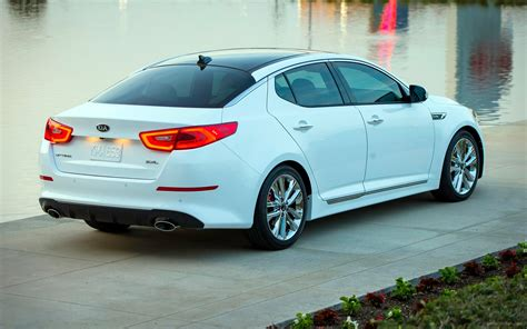 Optima Kia 2014 Kia Optima 2014 Widescreen Car Wallpapers 08 Of 26