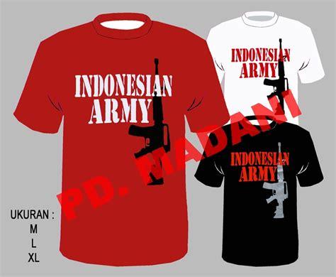 Kaos Army Panjang Navy Camotentaratnimiliter kaos katun army grosir konveksi perlengkapan militer sipil